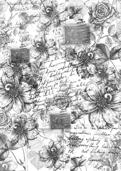 путешествие открытки черно белой бумаги камни